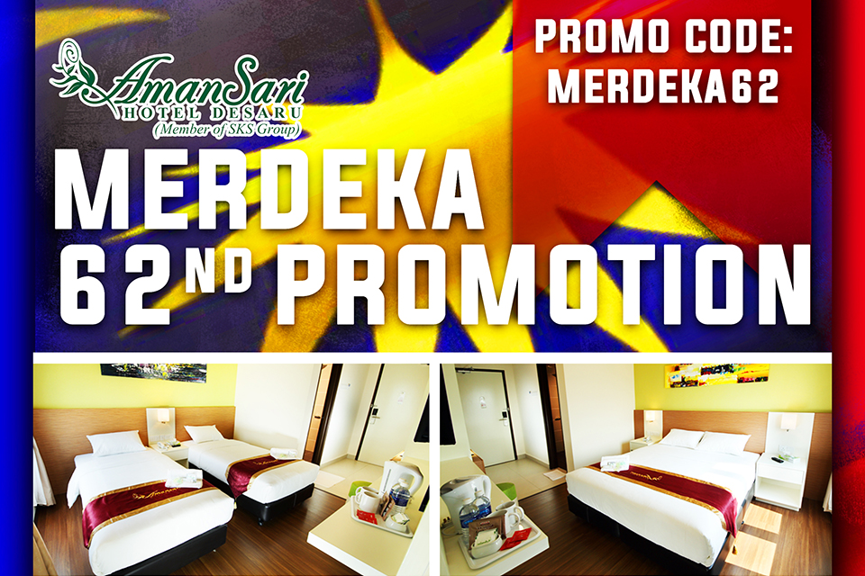 Merdeka Room Promotion