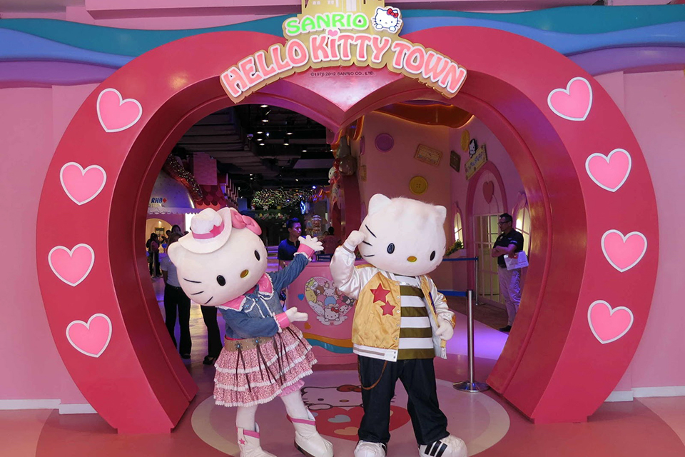 2D1N Stay + Entry to Sanrio Hello Kitty Town Package