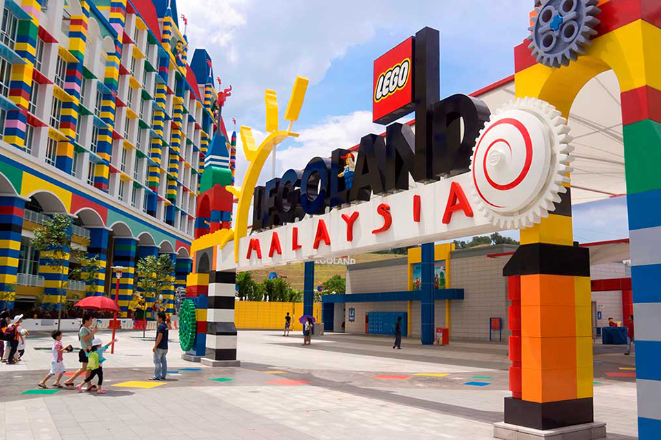 2D1N Stay + Entry to LEGOLAND Malaysia Package