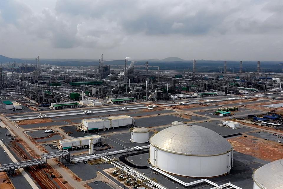 Pengerang Integrated Petroleum Complex (PIPC)