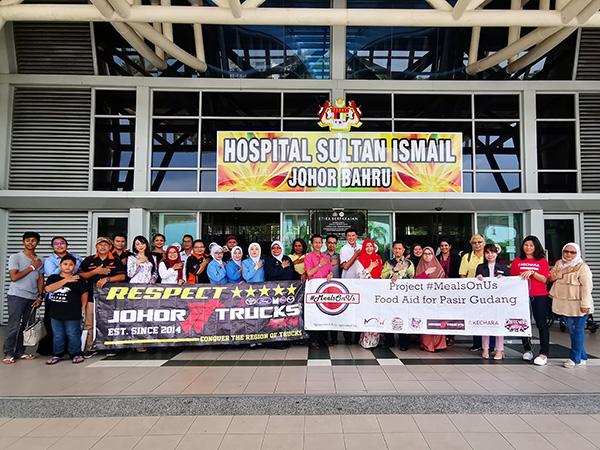 The Heroes of Pasir Gudang Crisis