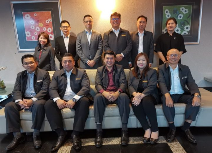 New Committee Members for MAH Johor Chapter 2019-2022